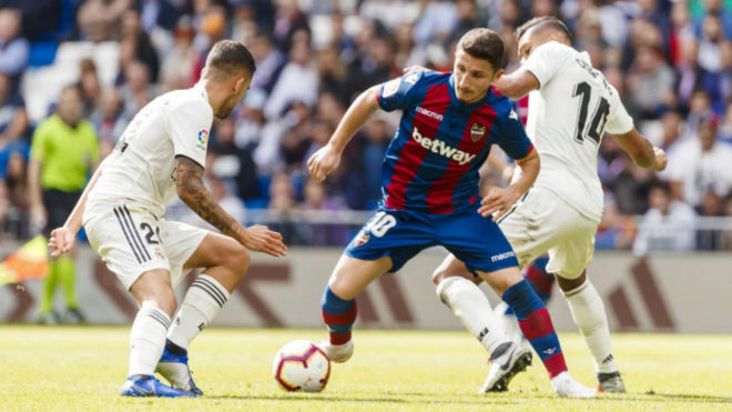 Real Madrid – Levante – Review