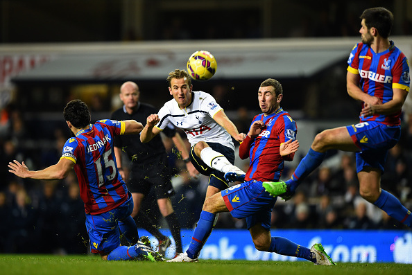 Tottenham – Crystal Palace – Review