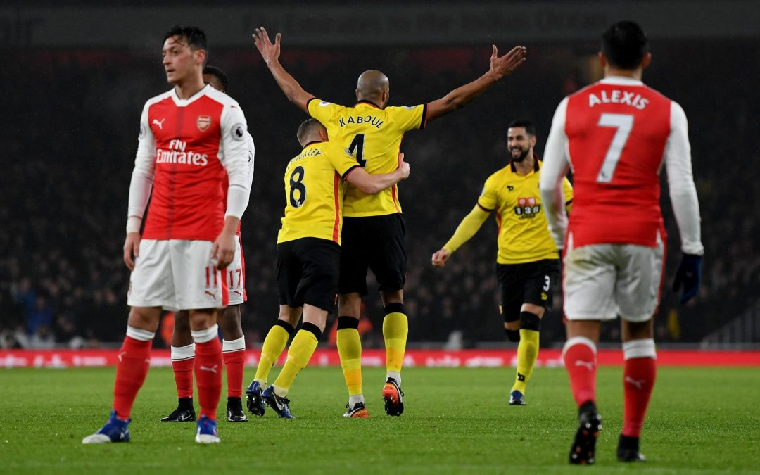 Watford – Arsenal – Review